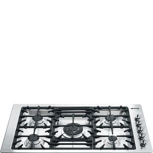 SmegCooktop Stainless steel PGFU36X