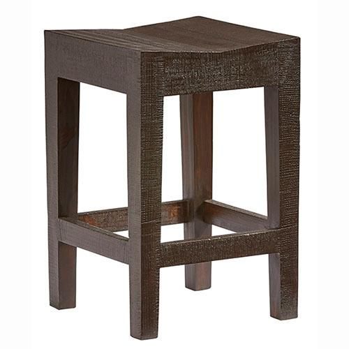 Counter Stool- 2/CTN - Dark Pine Finish
