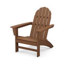 See Details - Vineyard Adirondack Chair in Teak
