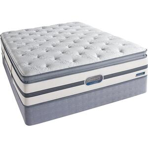 SimmonsBeautyrest - Recharge - Gia - Luxury Firm - Pillow Top - Cal King