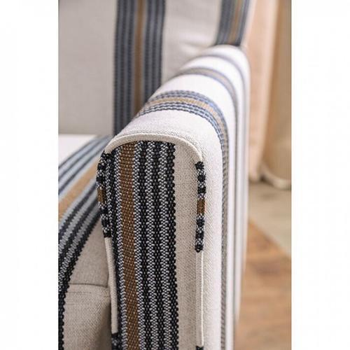 Gallery - Bernadette Stripe Chair