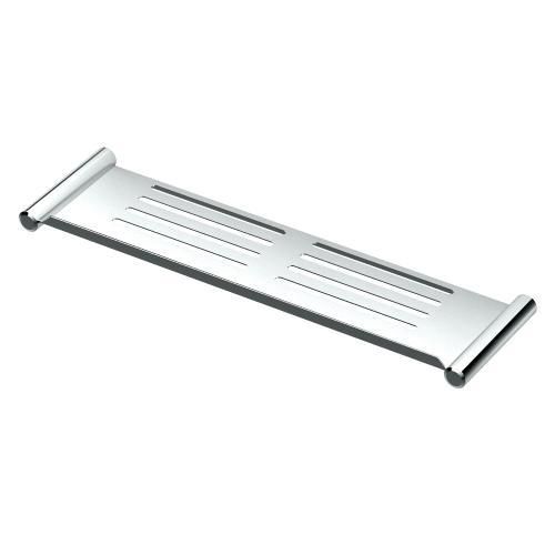 Elegant Shower Shelf in Chrome