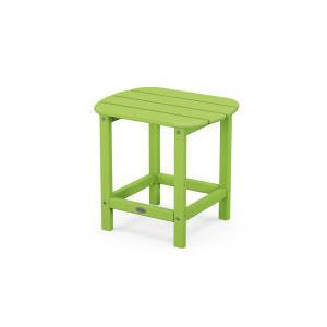 Polywood Furnishings - South Beach Side Table - Lime