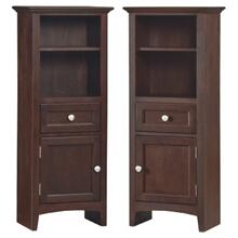 CAF McKenzie Bookcase Headboard Piers Two Pack