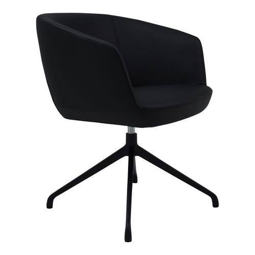 Gibson Swivel Chair Black