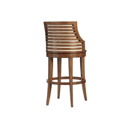 Cabana Swivel Bar Stool