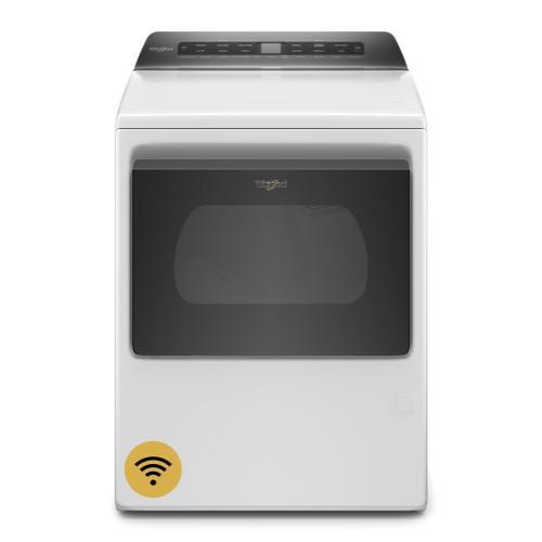 Whirlpool Canada - 7.4 cu. ft. Smart Top Load Gas Dryer