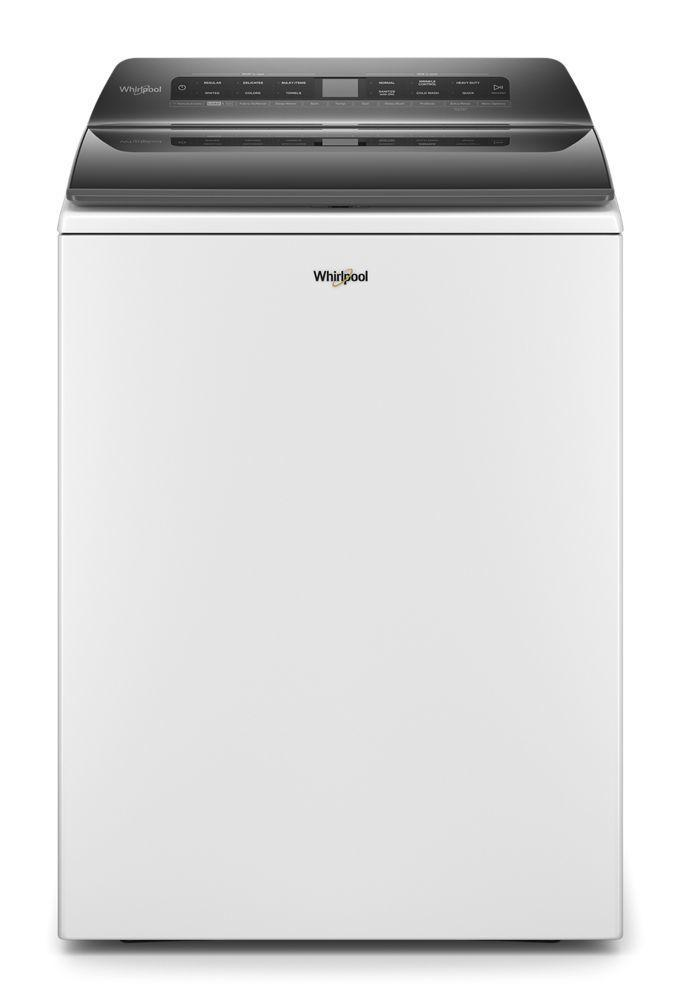 Whirlpool4.8 Cu. Ft. Smart Capable Top Load Washer