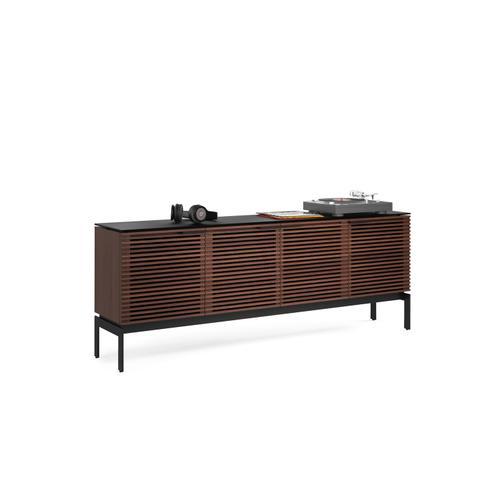 BDI Furniture - Corridor SV 7129 Storage Console in Chocolate Stained Walnut