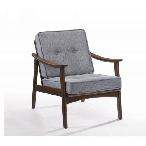 VIG Furniture - Modrest Andie - Modern Dark Grey Accent Chair