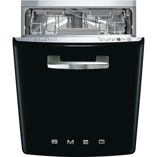 Smeg - Dishwashers Black STFABUBL-1