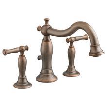 Quentin Deck-Mount Bathtub Faucet - Oil Rubbed Bronze