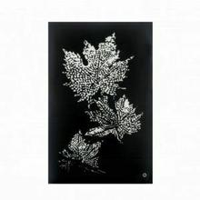 ACME Hadrias Wall Art (LED) - 97716 - Glam - LED, Glass, MDF, Faux Crystal (Acrylic) - Smoky Glass and Faux Crystal