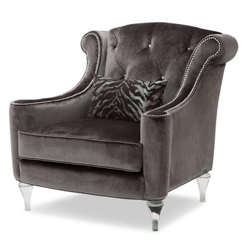 Adele Chair With Crystals