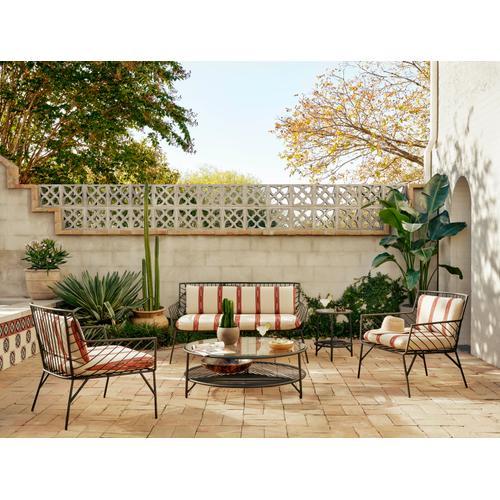 Dali Outdoor Coffee Table-bronze