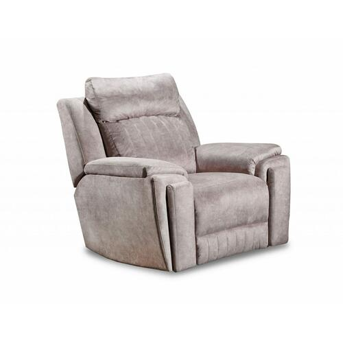Power Headrest Wall Hugger Recliner with Hidden Cupholders