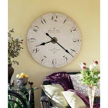 Howard Miller Enrico Fulvi Oversized Wall Clock 620369
