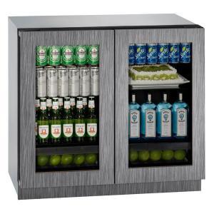 """U-Line3036rrgl 36"""" Refrigerator With Integrated Frame Finish (115 V/60 Hz Volts /60 Hz Hz)"""