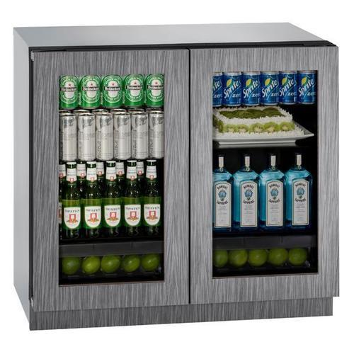 """U-Line - 3036rrgl 36"""" Refrigerator With Integrated Frame Finish (115 V/60 Hz Volts /60 Hz Hz)"""