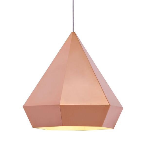 See Details - Forecast Ceiling Lamp Rose Gold