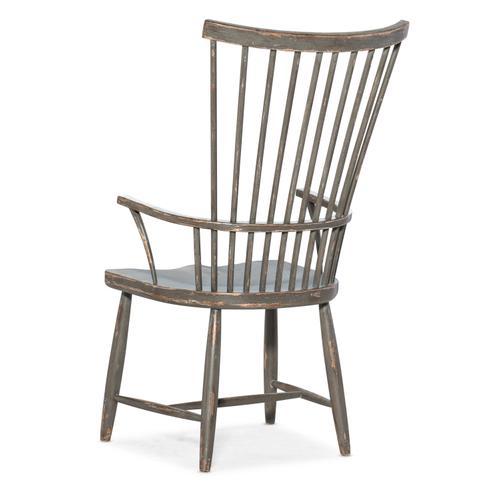 Hooker Furniture - Alfresco Marzano Windsor Arm Chair - 2 per carton/price ea