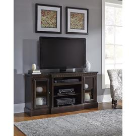 See Details - 64 Inch Console - Tobacco Finish