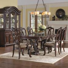 See Details - San Marino Ped Table Top