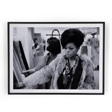 """40""""x30"""" Size Diana Ross By Getty Images"""