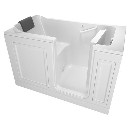 Luxury Series 32x60-inch Soaking Walk-In Tub  American Standard - White