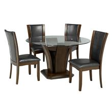 See Details - 5-piece Dining Set - Brown
