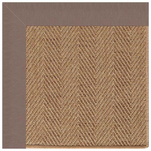 "Capel Rugs - Islamorada-Herringbone Classic Stone - Rectangle - 24"" x 36"""