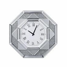 ACME Maita Wall Clock - 97613 - Mirrored