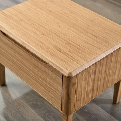 Greenington Fine Bamboo Furniture - Currant Nightstand, Caramelized
