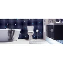 See Details - Nano® - 0.8 GPF Single Flush Elongated Toilet