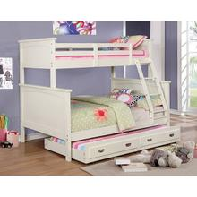 Twin/Full Bunk Bed Marci