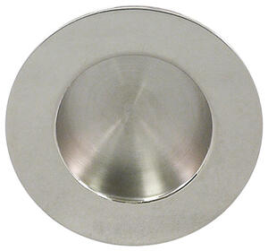 Round Pocket/Cup Pull w/Circular Opening, US32 Product Image