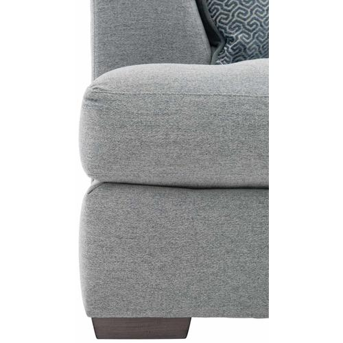 Giselle Chair in Aged Gray (788)