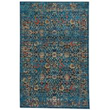 Banaz-Kayseri Midnight Blue Machine Woven Rugs