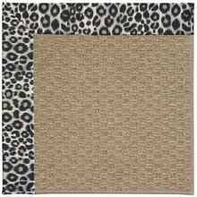 Creative Concepts-Raffia Cats Meow Zinc Machine Tufted Rugs