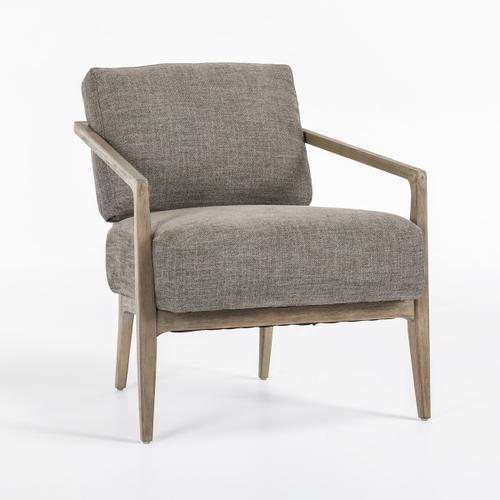 Classic Home - Felipe Accent Chair Gray