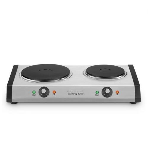 Cuisinart - Countertop Double Burner