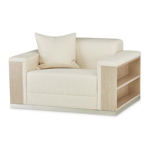 Chair& Half Chpgn Washedoak