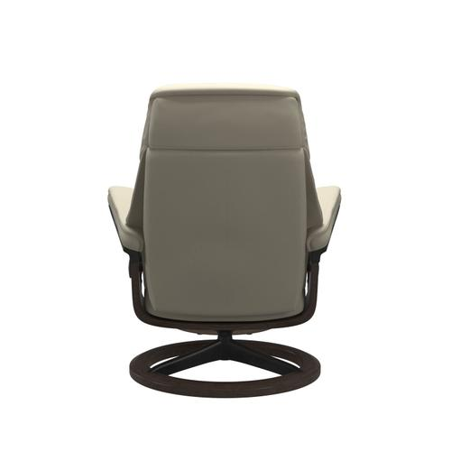 Stressless By Ekornes - Stressless® Ruby (L) Signature chair with footstool