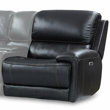 EMPIRE - VERONA BLACKBERRY Power Right Arm Facing Recliner