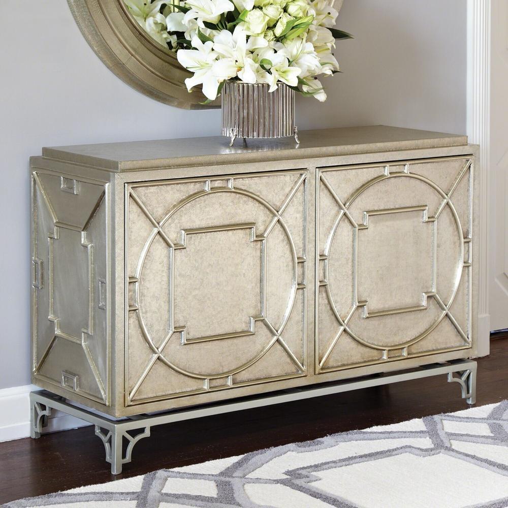 See Details - Arabesque Two-Door Chest