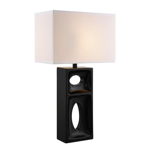 Bronze Block Lamp