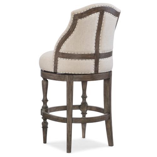 Hooker Furniture - Kacey Deconstructed Barstool