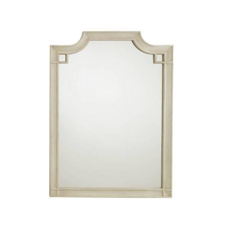 Latitude Vertical Mirror - Oyster