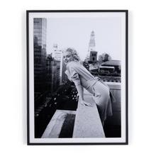 """36""""x48"""" Size Marilyn On the Roof I By Getty Images"""