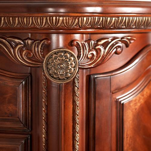 Amini - Vertical Storage Cabinets-chest (2pc)